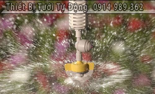 VÒI PHUN MƯA SPINNET CỦA NETAFIM